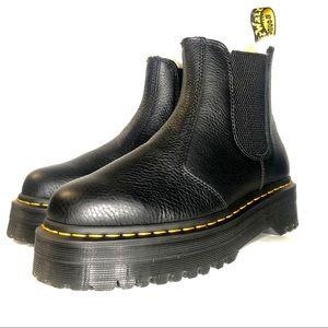 Dr. Martens 2976 Quad Faux Chelsea Boot